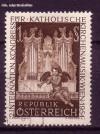 �sterreich Mi. Nr. 1008 Kirchenmusik 1954 o