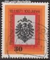 Berlin 1971 Mi. Nr. 385 o Reichsgr�ndung