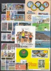 Lot  kompletter Ausgaben Olympische Spiele ** 1988 ( S 1269 )
