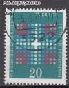 Bund Mi. Nr. 648 o Katholikentag 1970