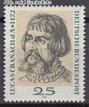 Bund Mi. Nr. 718 ** Lucas Cranach d. �.